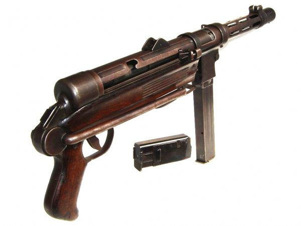 Коровин проиграл… советские пистолеты-пулемёты