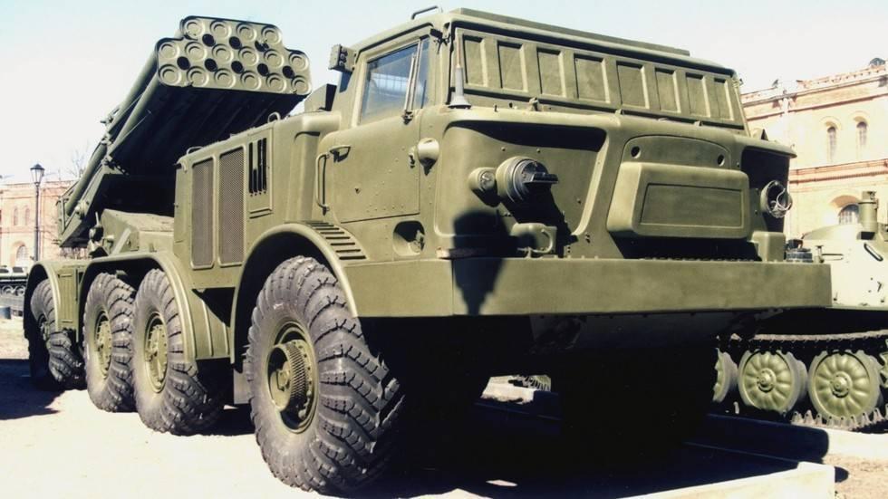 Зил-135лм