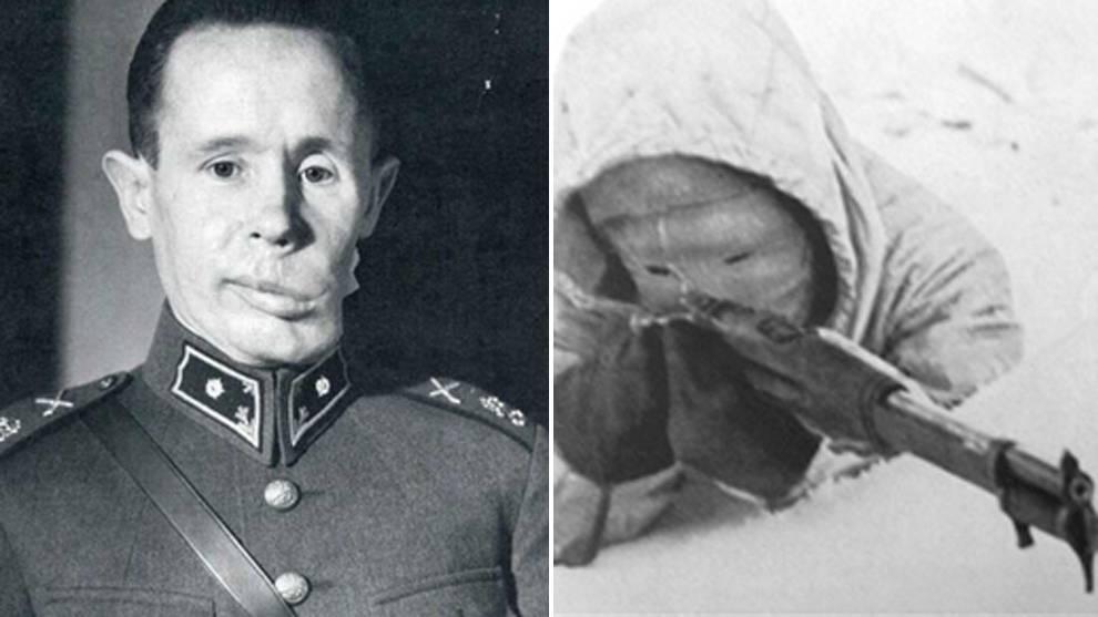 Симо хайха «белая смерть» – лучший снайпер всех времен и народов | военный портал