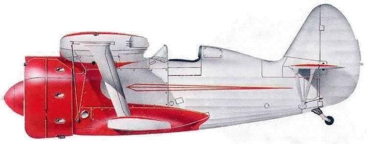 И-153 «чайка»