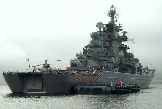 Пётр великий (атомный крейсер) — википедия с видео // wiki 2