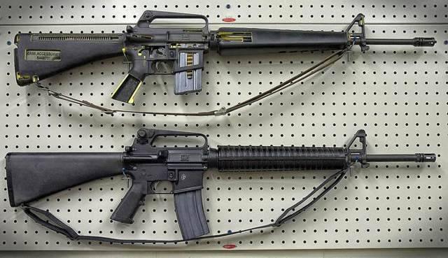 Снайперская винтовка armalite ar-30 / ar-30a1 / ar-31