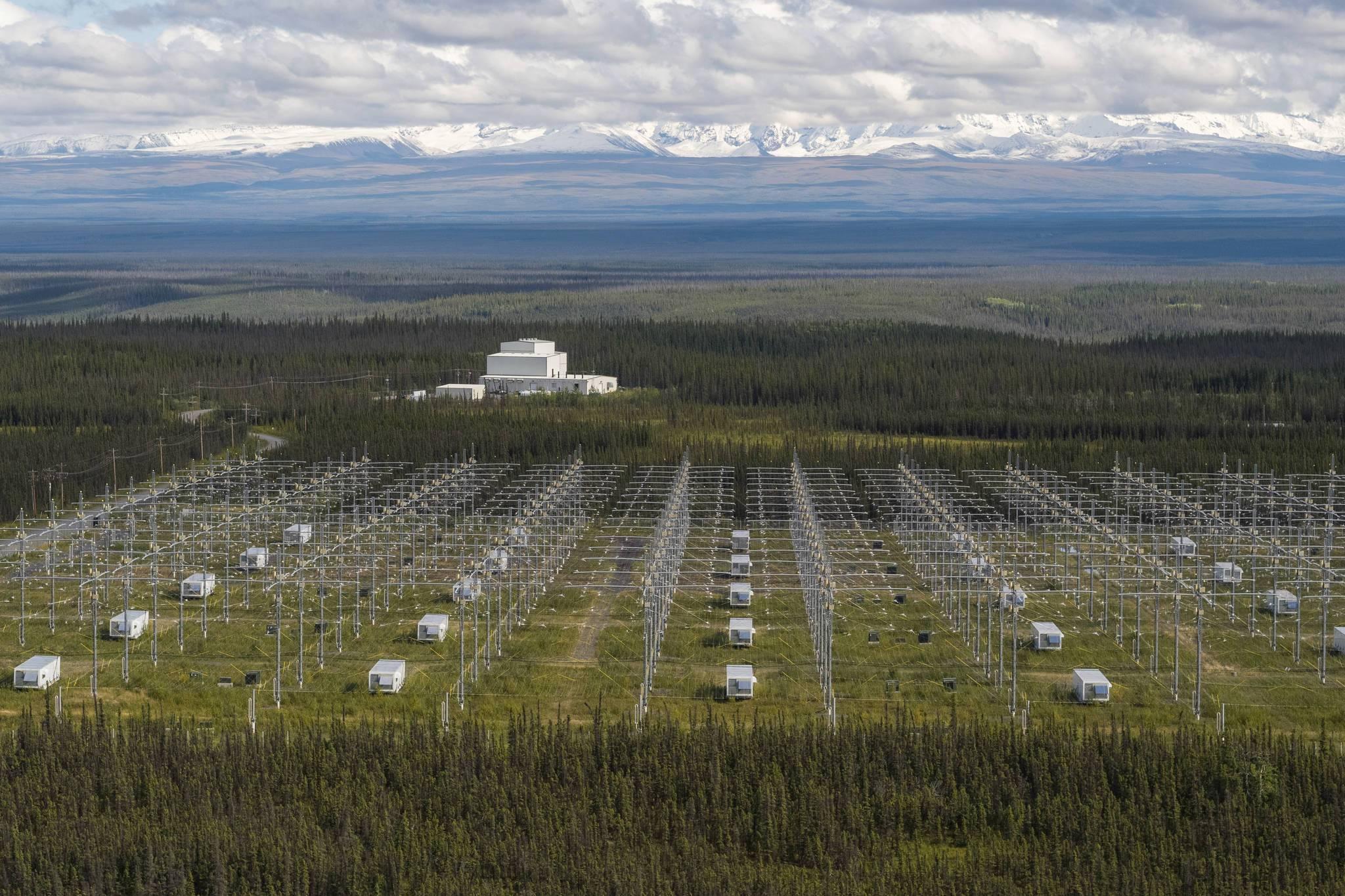 """Лучи смерти от """"харпа"""": америка снова испытывает климатическое оружие?"""