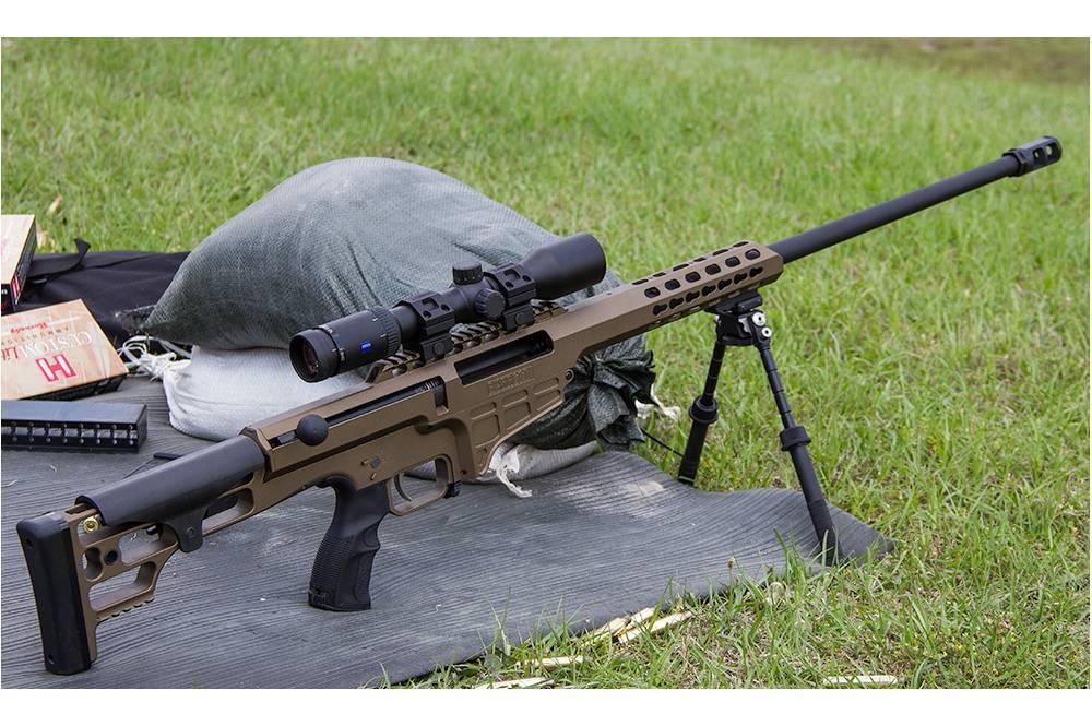 Barrett m98b (model 98 bravo) - высокоточная снайперская винтовка