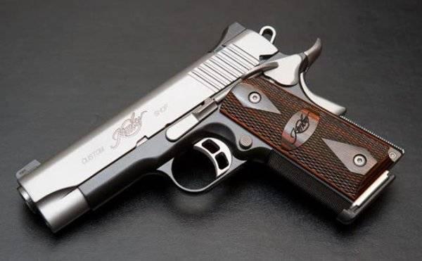 Пистолет Kimber SIS Custom