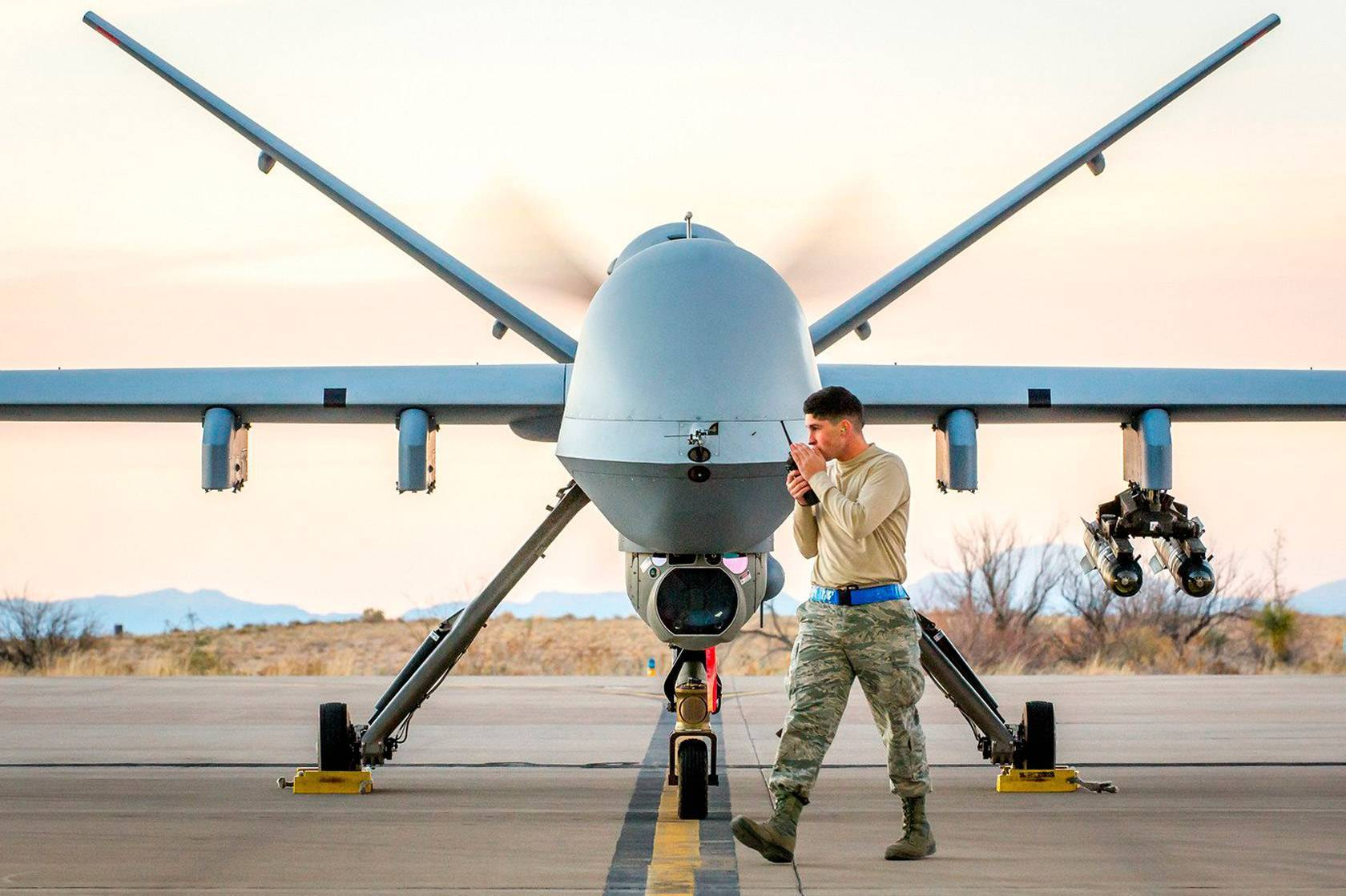 Беспилотный летательный аппарат