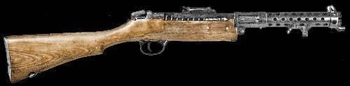 Пистолет-пулемёт lanchester