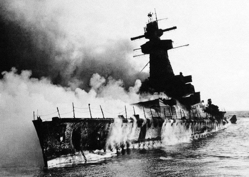 Последний гигант гитлера. 75 лет назад был потоплен линкор «тирпиц»
