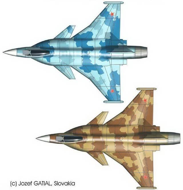 Истребитель Су-37 – сверхманевренный «Терминатор»