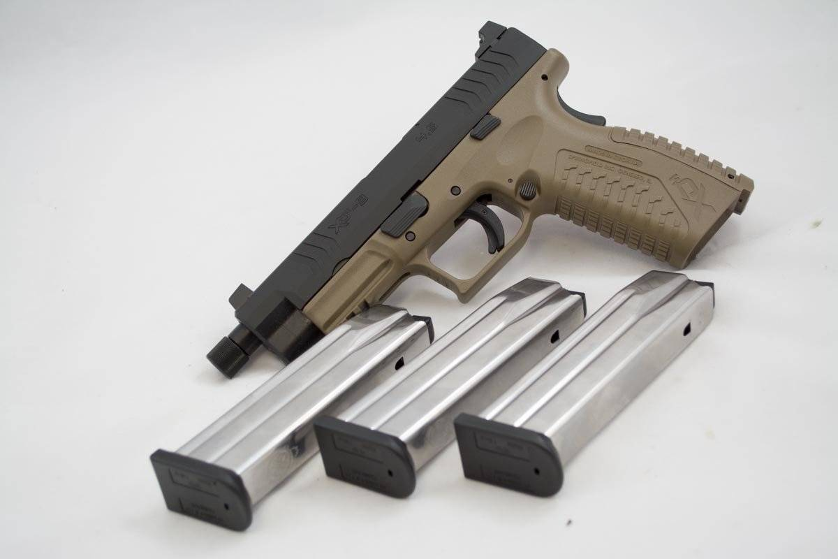 Пистолет Спрингфилд Armory XD(M)