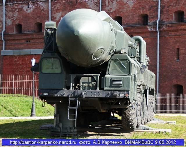 """Ракетные комплексы """"тополь"""" и """"тополь-м"""". тополь-м – держит ядерный паритет время боевого развертывания тополя м"""
