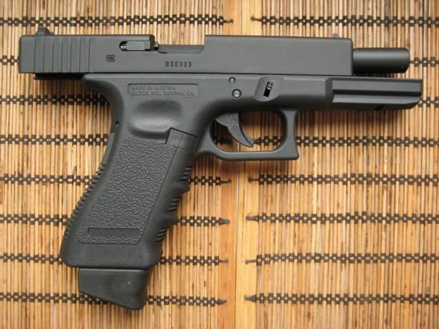 Пистолет glock 18