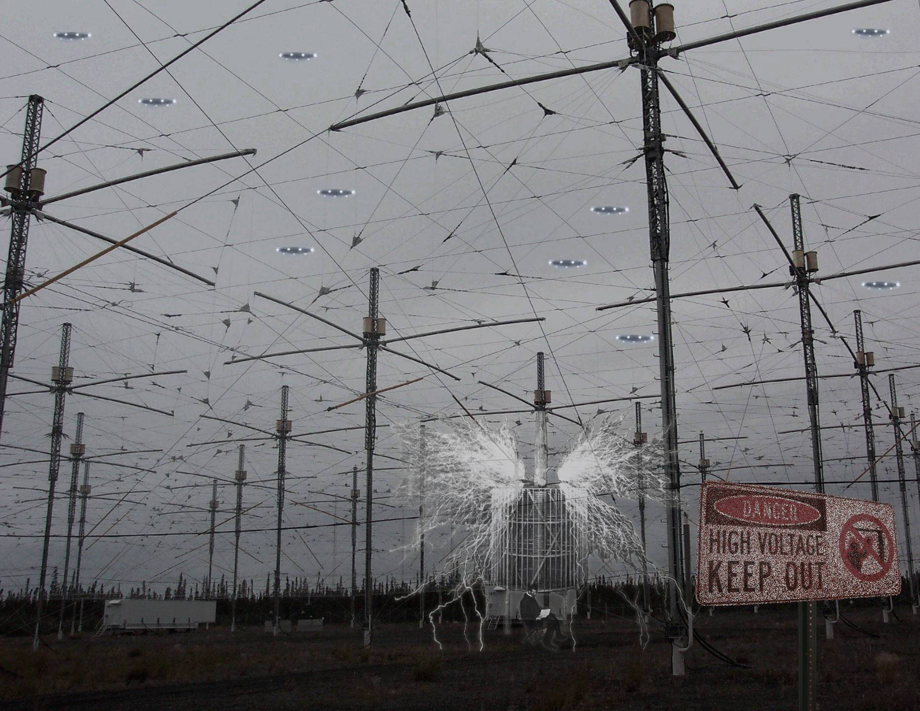Климатическое оружие России и США