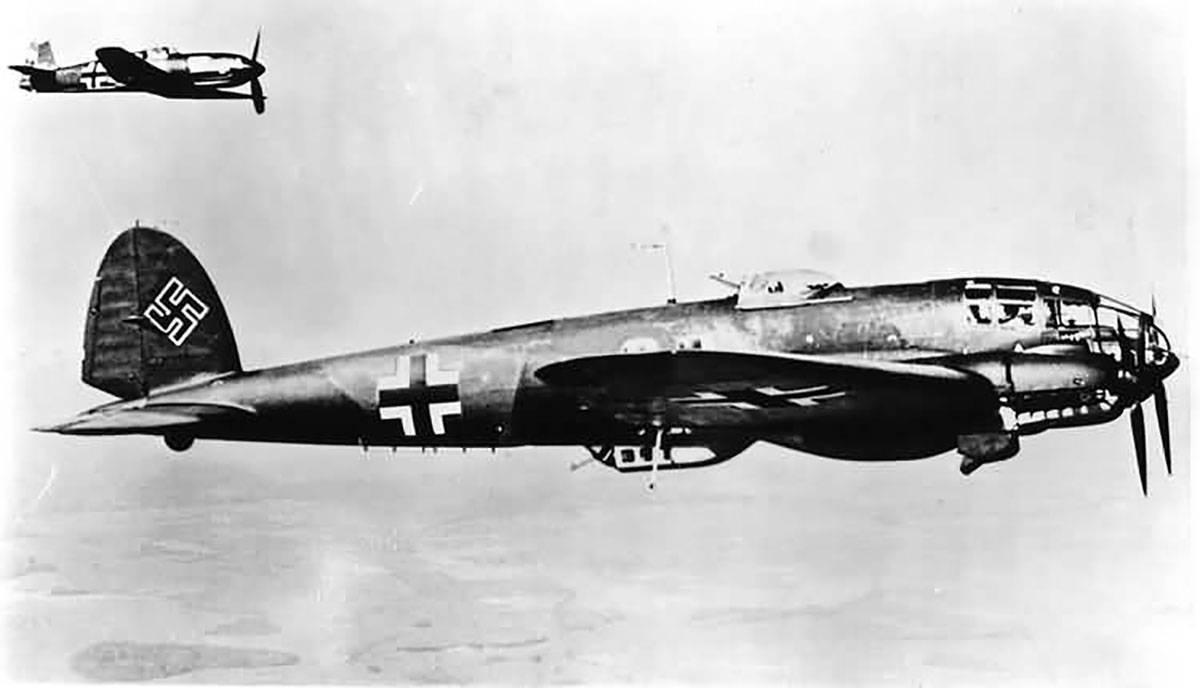 Heinkel he 111 — википедия