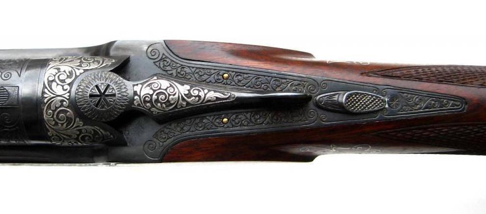 Тоз-34: обзор легендарного оружия