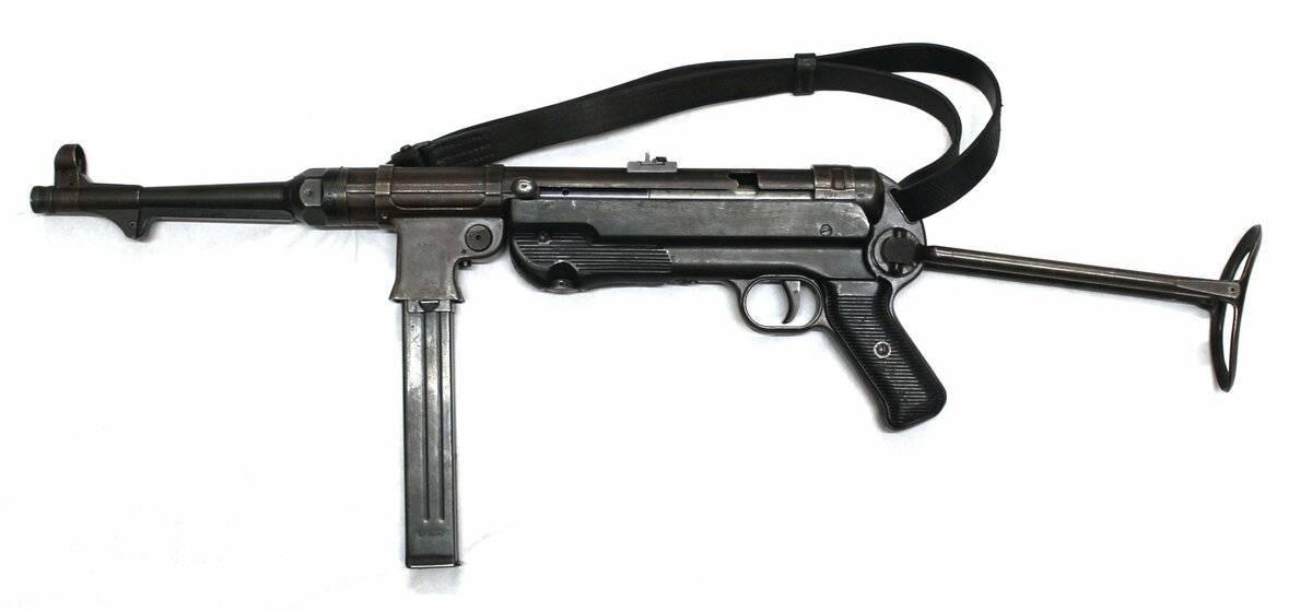 Знаменитый «Шмайсер» – враг, ставший союзником