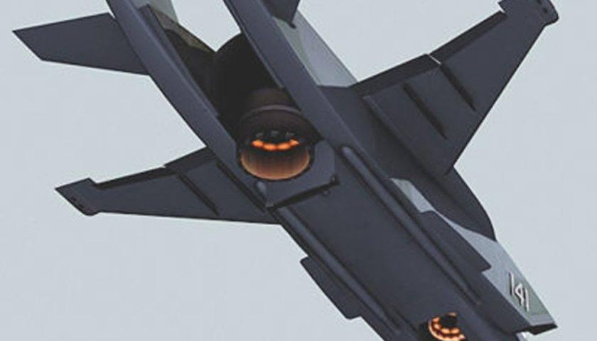 Военные самолеты с вертикальным взлетом: краткий экскурс