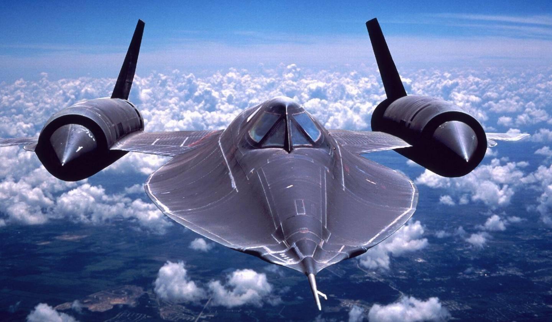 Всоветском прицеле — «чёрный дрозд»: каксбить американский самолёт sr-71?