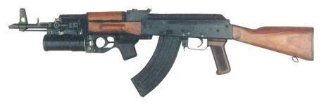 Подствольный гранатомет гп-25 - вооружение | статьи