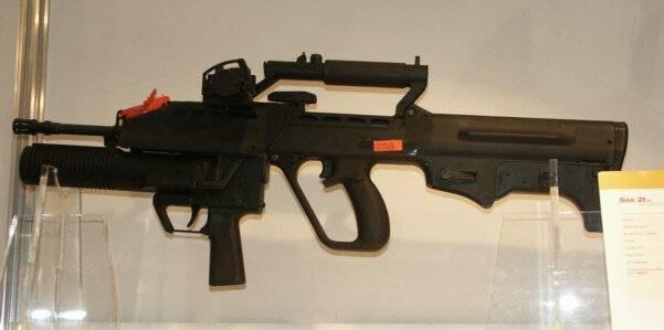 Штурмовая винтовка sar-80