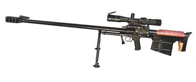 Австрийская высокоточная снайперская винтовка steyr ssg carbon