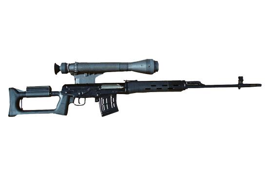 Свд (снайперская винтовка драгунова). свд – снайперская «плетка