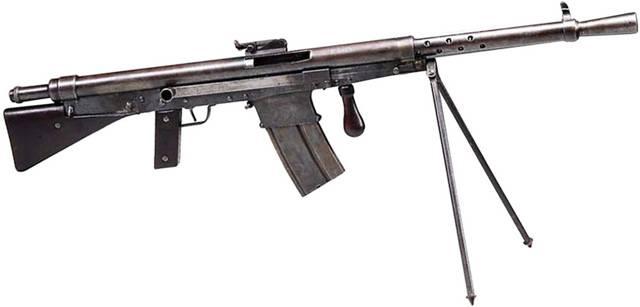 Ручной пулемёт Шоша – хуже не бывает