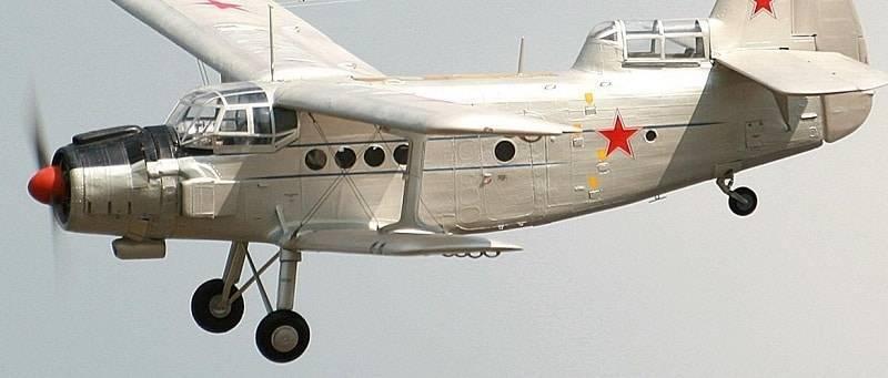Антонов ан-34. фото, история, характеристики самолета