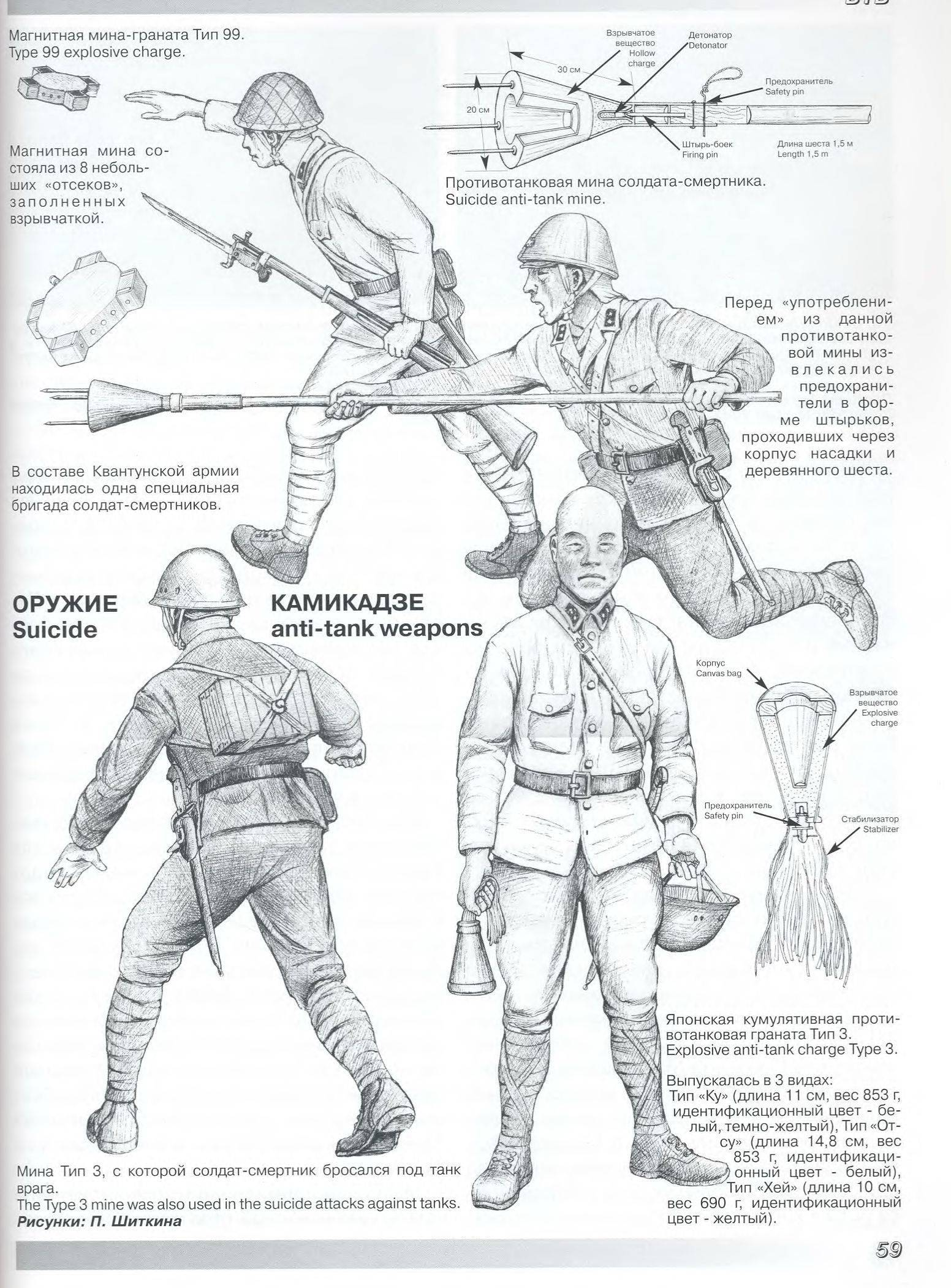 Камикадзе: правда о первых смертниках в истории войн (7 фото)