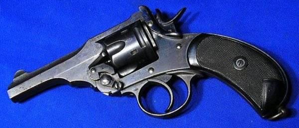 Webley (револьвер) википедия