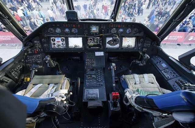 Транспортный вертолёт ми-26