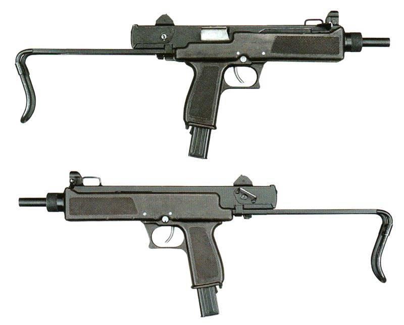 Блыскавица (пистолет-пулемёт) — википедия