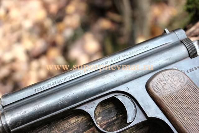 Видео: обзор пистолета frommer «liliput»