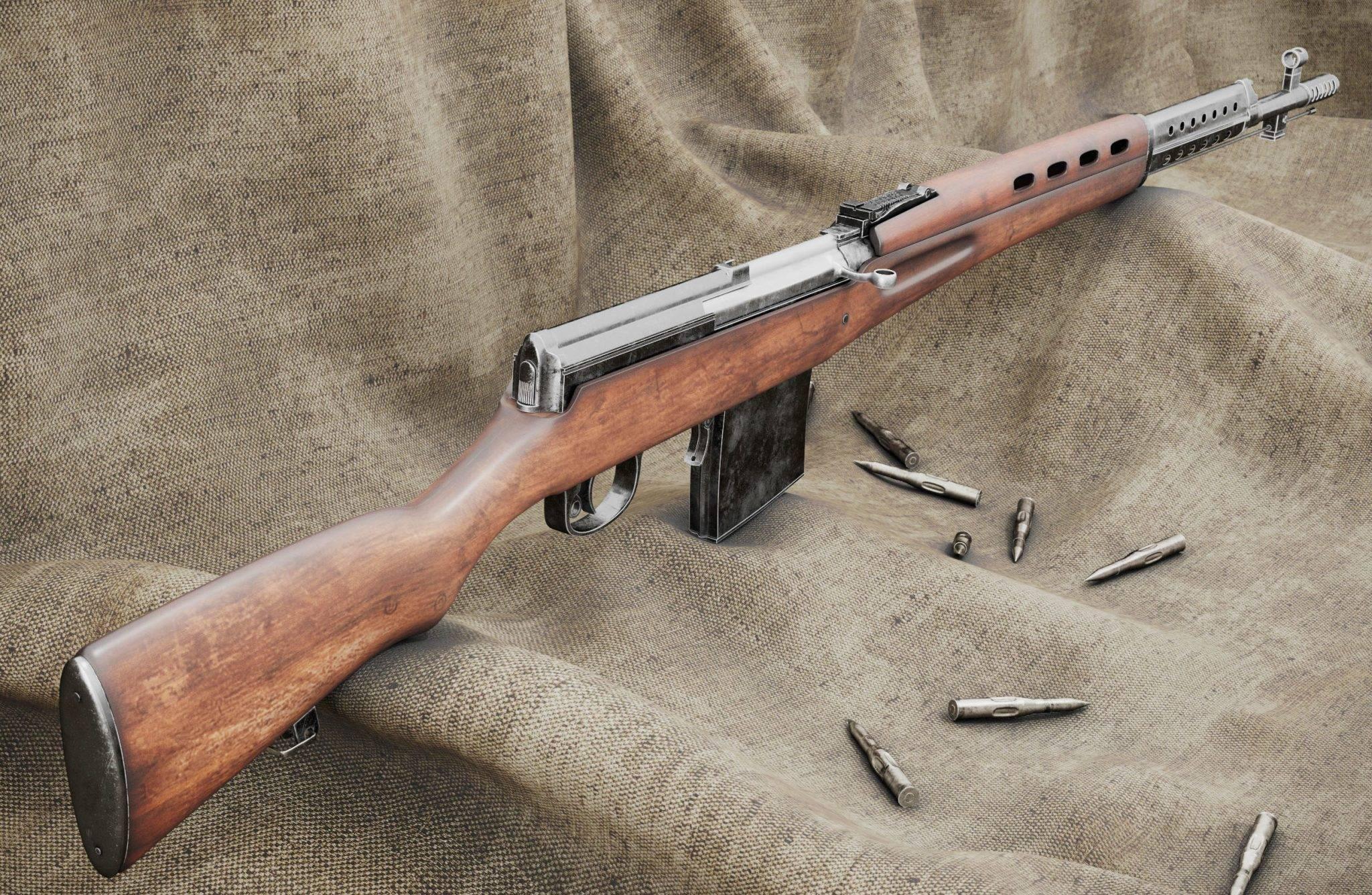 Свт-40: снайперская винтовка токарева, технические характеристики, устройство карабина