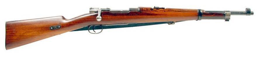 Винтовка Mauser M1895 short rifle