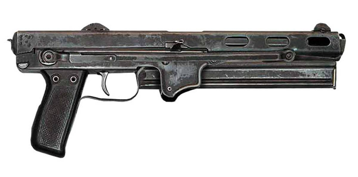 Vz 61 скорпион. пистолет-пулемёт пп «скорпион» — чешское легендарное оружие