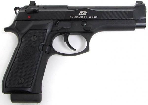 Пистолет Beretta M 92G Brigadier Elite II