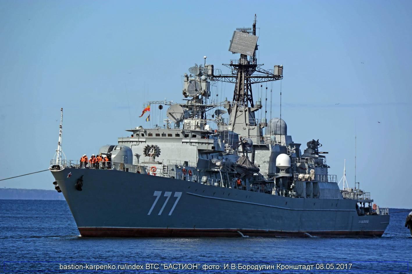 Фрегаты (сторожевые корабли) проекта 11356р/м. досье