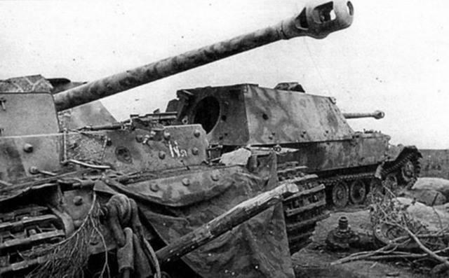 Самоходная артиллерийская установка «фердинанд. сау фердинанд – мрачный брат «жука» на службе вермахта, или страшное детище порше какие перки качать на фердинанде