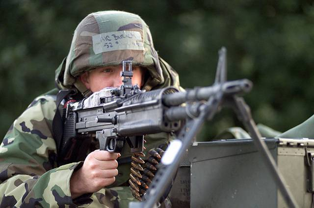 Пулемет lwmmg