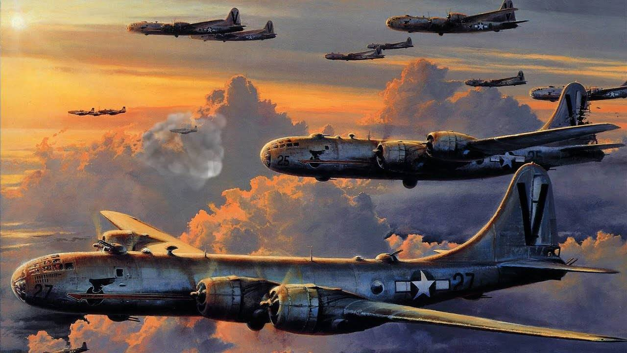 Боинг в-50 суперфортресс - boeing b-50 superfortress - qwe.wiki