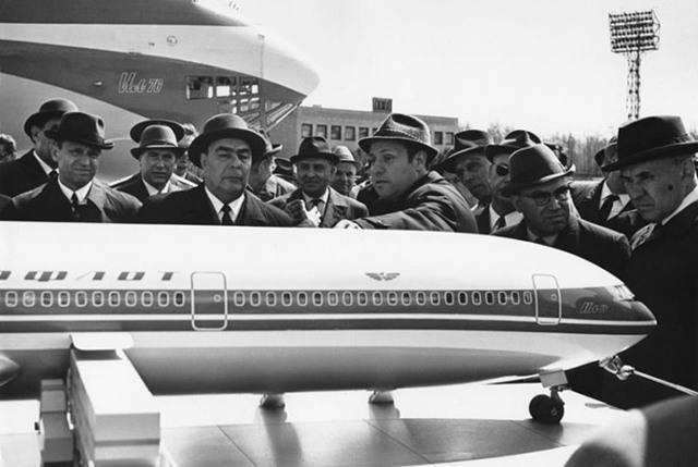 Ил-86. выдержки из рлэ. навигационное оборудование.