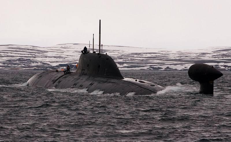 Проект 971 «щука-б» - атомные подводные лодки