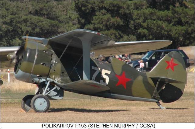 И-153 чайка фото. видео. скорость. вооружение. ттх