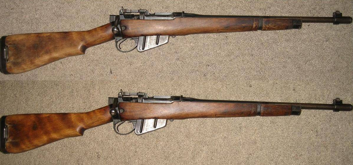 Lee Enfield SMLE 5 Mk 1 Jungle Carbine