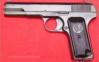 Пистолет cz 1945
