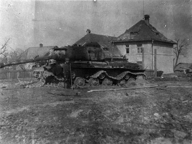 Сравнение танков ркка и вермахта