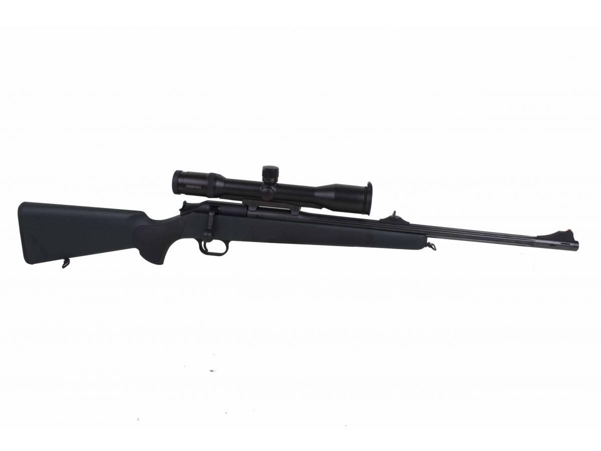 Современная немецкая винтовка blaser r93