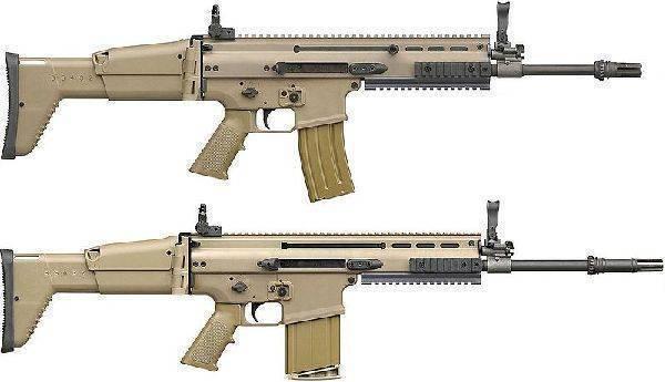 Штурмовая винтовка Zastava M21S
