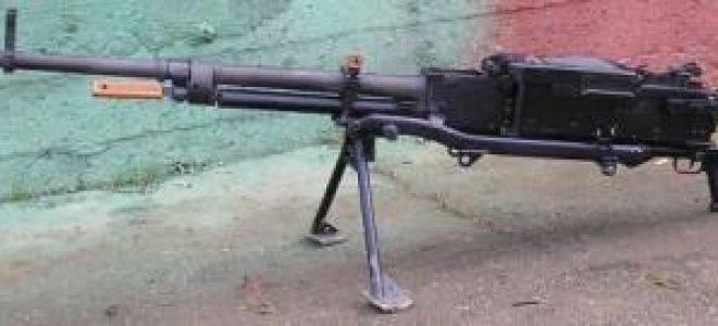 Ттх корд. новый российский пулемет корд и его модификации. ттх пулемет корд